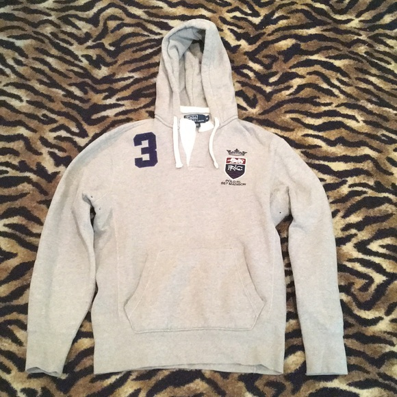 a8f1dc66b37c Polo by Ralph Lauren 867 Madison Sweatshirt Size M.  M_5c5efaa603087cedad467385